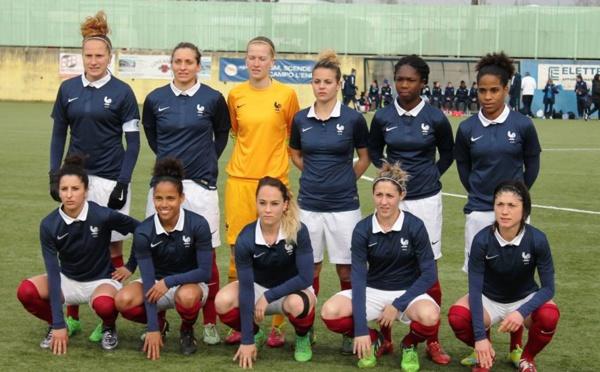 Amical - L'équipe de FRANCE B s'impose devant VERONA (D1 italienne) 9-3 !