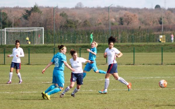 FRANCE B - Tous les buts en vidéo des matchs à l'Istria Cup (FFF TV)