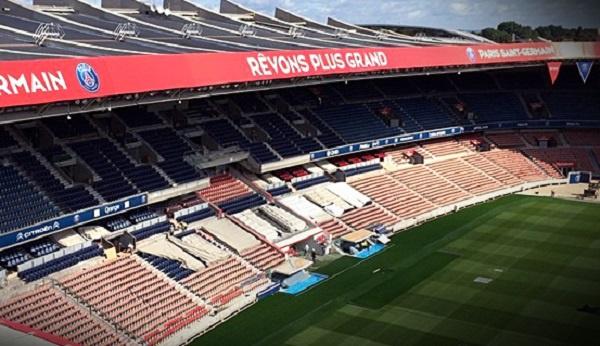 Ligue des Champions - PSG - OL aura lieu au Parc des Princes