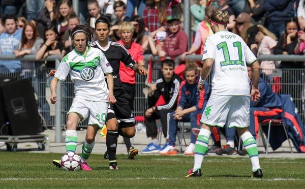 Ligue des Champions (Demi-finale) - FRANKFURT sauve l'honneur face à WOLFSBURG (1-0)