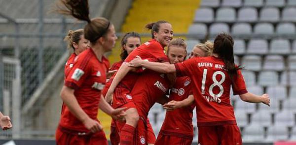 ALLEMAGNE - Le BAYERN MUNICH conserve le championnat