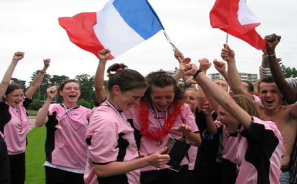 Liévin, champion de France universitaire