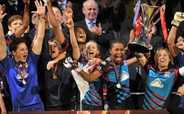 Rétro Finale 2011 - LYON - POTSDAM : Et à la fin... ce sont les Lyonnaises qui gagnent