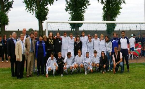 Championnat de France UNSS Cadettes : Liévin champion