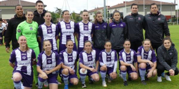 #D2F - Sylvain DELGADO (Toulouse FC) laisse sa place