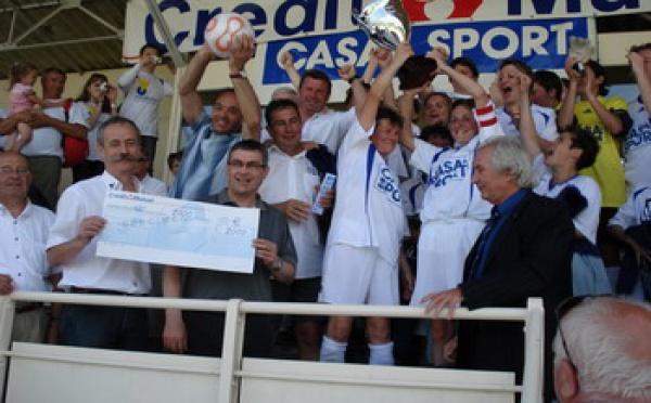Coupe Atlantique : succès des Verchers