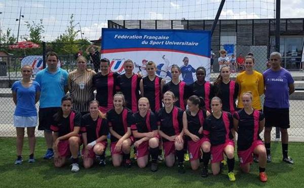 #FFSU - Championnat de France à 11 : UPS TOULOUSE - Univ. PICARDIE en finale