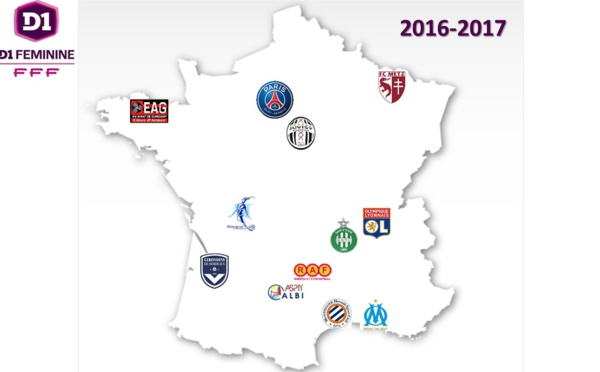 #D1F - Saison 2016-2017 : les dates du championnat