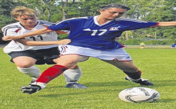 L'équipe de France Universitaire bat l'Allemagne (1-0)