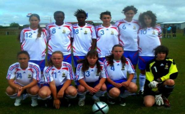 17 ans : la France en finale