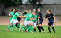 #D1F - Amical : L'AS SAINT-ETIENNE s'impose à l'INTER MILAN 4-1