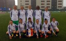 U17 - La FRANCE douche l'ECOSSE (4-0)