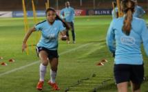 Bleues - Delphine CASCARINO, une mondialiste U20 chez les A (FFF TV)