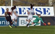 U19 - La FRANCE s'incline face aux ETATS-UNIS U18 (1-3)