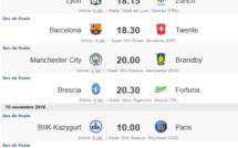 #UWCL - Le calendrier des huitièmes officialisé par l'UEFA