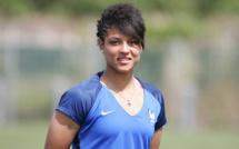 Coupe du Monde U20 - Les 21 joueuses à Clairefontaine, GAUVIN remplace KATOTO