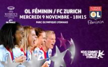Ligue des Champions (Huitièmes) - L'OL à l'heure européenne