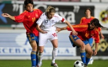 Les Anglaises ont eu chaud en Espagne (2-2) !