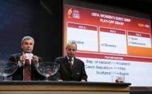 Euro 2009 : le programme des barrages