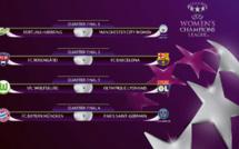 Ligue des Champions - Tirage au sort : duels franco-allemands dès les quarts pour l'OL et le PSG