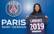 #D1F - Ashley LAWRENCE s'engage jusqu'en 2019 avec le PSG
