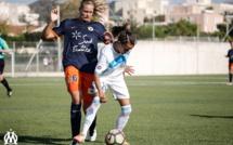 Coupe de France (32es) - Janice CAYMAN qualifie MONTPELLIER sur le fil à MARSEILLE