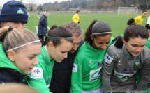 #D1F - Match en retard : ST-ETIENNE face à JUVISY ce mercredi