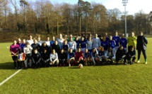 Amical - FRANCE B - FRANCE UNIVERSITAIRE : 5-0