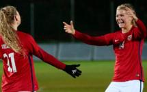International - HEGERBERG offre la victoire face à l'ANGLETERRE, déluge de buts lors d'ESPAGNE - SUISSE