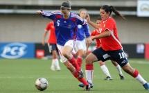 Les 20 ans s'imposent face au Chili (3-0)