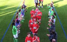 Coupe de France (1/8es) - Retour sur ARLAC - HENIN et ROUSSET - ST-ETIENNE