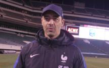 """Bleues - Olivier ECHOUAFNI : """"Il y aura certainement des moments difficiles"""" (FFF TV)"""