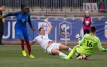 Bleues - La FRANCE arrache un succès inespéré