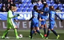 #SheBelievesCup - La FRANCE obtient le nul face à l'ALLEMAGNE