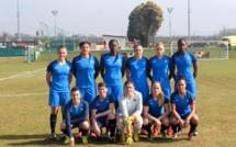 #IstriaWomensCup - FRANCE B déroule face à HONGRIE B