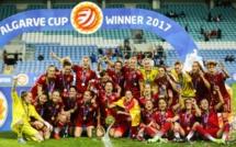 #AlgarveCup - Matchs de classement : L'ESPAGNE sacrée pour sa première participation