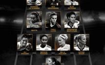 #FIFPro - Cinq Lyonnaises dans le onze type 2016