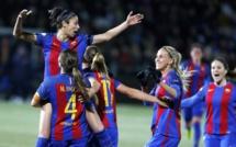 Ligue des Champions (Quart) - Le FC BARCELONE remporte la première manche en Suède