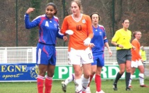 Revers pour les Bleues face aux Pays-Bas