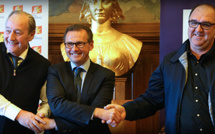 #D2F - La convention entre le RC LENS et ARRAS FCF renouvelée