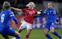 International - Résultats des matchs amicaux : cartons pour les PAYS-BAS, la BELGIQUE, le DANEMARK et la POLOGNE