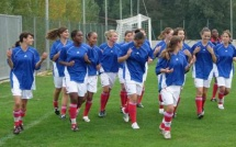 Amical : Juvisy - France 17 ans : 1-0