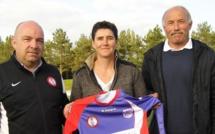 Pays de la Loire - Sandrine CAPY à Olonne : L'ex gardienne internationale de JUVISY à la tête de la section féminine vendéenne