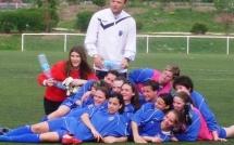 Troyes, premier champion régional célébré