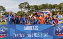 Festival Foot U13F - Le point sur les qualifiés