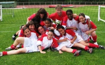 UNSS juniors/cadettes : Toulouse champion de France