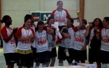 UNSS : championnat de France futsal lycées, victoire d'Yzeure