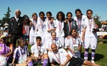 Coupe Fédérale 13 ans : victoire de Toulouse
