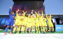 Danone Nations Cup - Le FC NANTES remporte la finale nationale