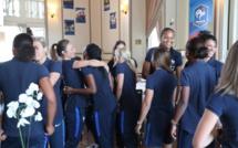 Bleues - La préparation débute pour les Françaises (FFF TV)